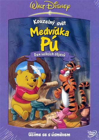 Medvídek Pú - Den velkých objevů - DVD