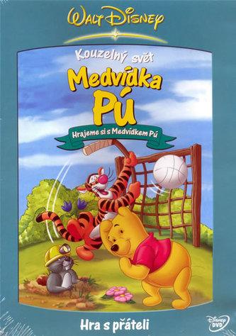 Medvídek Pú - Hrajeme si s Medvídkem Pú - DVD