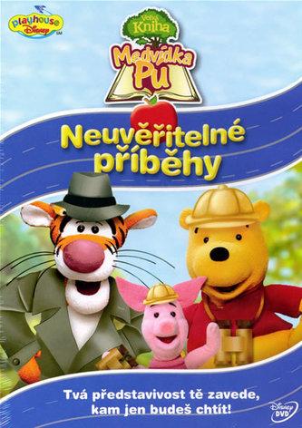 Medvídek Pú - Neuvěřitelné příběhy - DVD