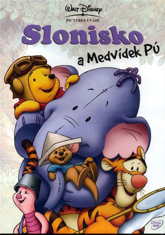 Slonisko a medvídek Pú - DVD