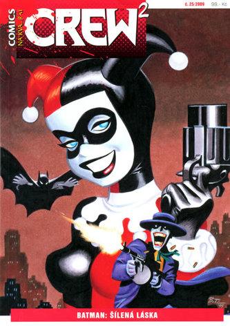 Crew2 - Comicsový magazín 25/2009