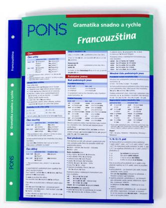 Gramatika snadno a rychle - Francouzština