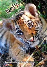 Nely, tygří princezna (českoněmecký text)
