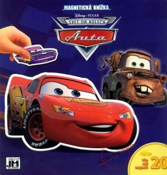 Auta - Svět na kolech - Magnetická knížka