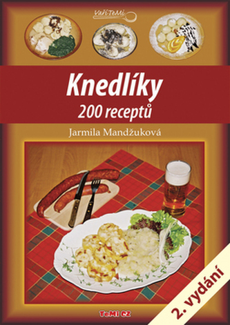 Knedlíky 200 receptů