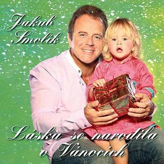 Láska se narodila o vánocích CD