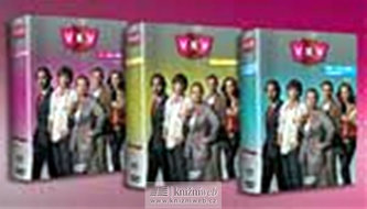 Velmi křehké vztahy - 18 DVD