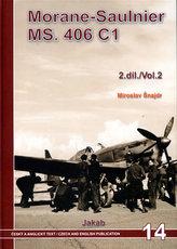 Morane-Saulnier MS.406 C1 (2.díl)