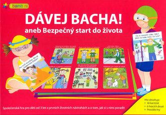 Dávej bacha! - aneb Bezpečný start do života - hra - 2. vydání