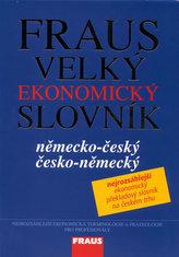 Fraus Velký ekonomický slovník NČ-ČN