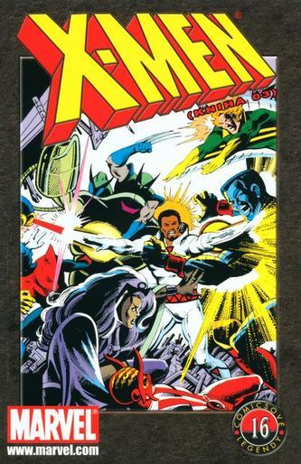 X-Men (kniha 03) - Comicsové legendy 16