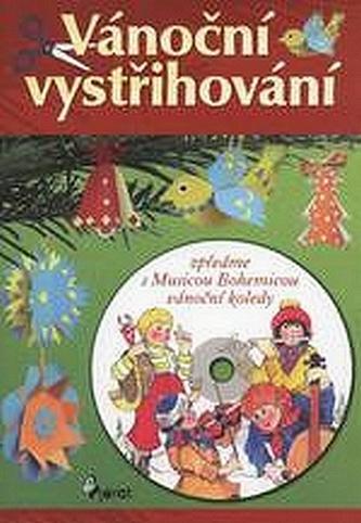 Vánoční vystřihování + CD