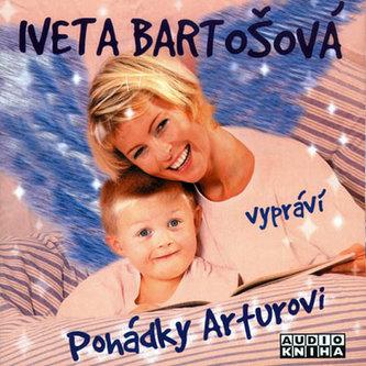 Pohádky Arturovi - CD