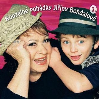 Kouzelné pohádky 3. - Zlatá slepička, Duhový ptáček - CD