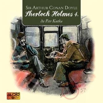 Sherlock Holmes 4. - 2CD