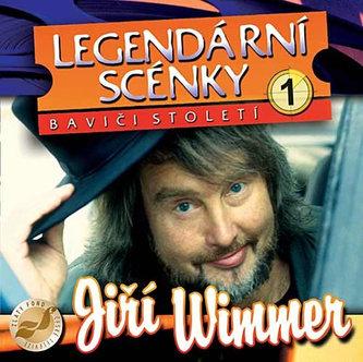 Legendární scénky - CD