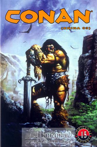 Barbar Conan - kniha 03