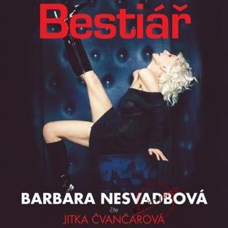 Bestiář - 2CD - Barbara Nesvadbová