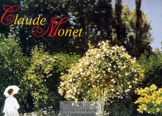 Kalendář Claude Monet 2009