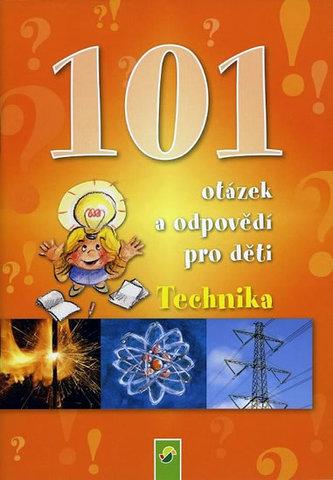 Technika - 101 otázek a odpovědí pro děti