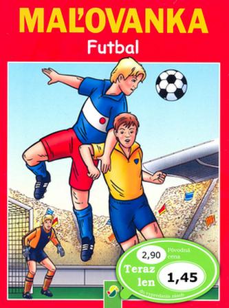 Fotbal - Omalovánka