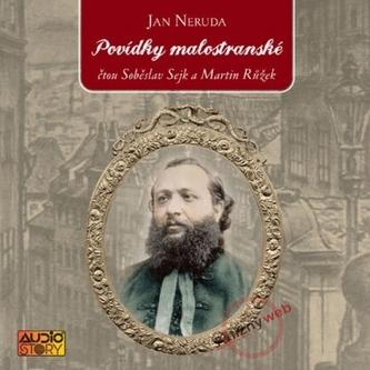 Povídky Malostranské - výběr - 2CD - Jan Neruda
