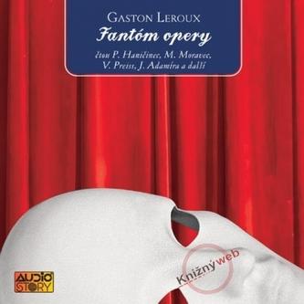 Fantóm opery - 2CD