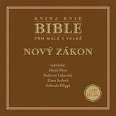 Bible pro malé i velké - Nový zákon - 2CD