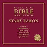 Bible pro malé i velké - Starý zákon - 2CD