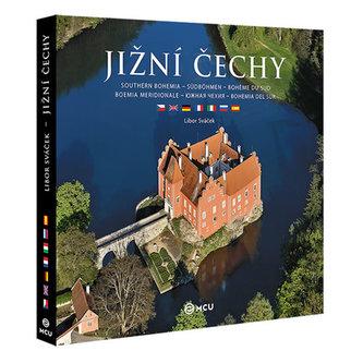 Jižní Čechy (doprovodný text v sedmi jazycích)