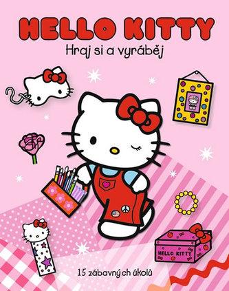 Hello Kitty - Hraj si a vyráběj