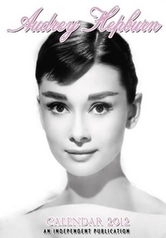 Kalendář 2012 - Audrey Hepburn
