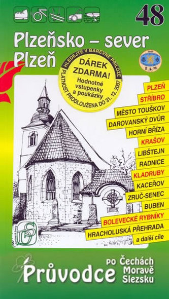 Plzeňsko - sever, Plzeň (48) + volné vstupenky a poukázky