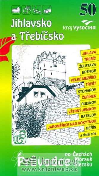 Jihlavsko a Třebíčsko (50) + volné vstupenky a poukázky