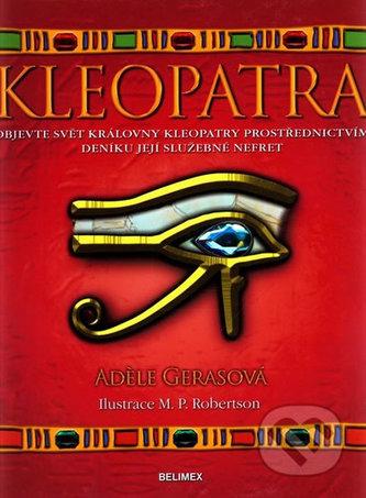 Kleopatra - deník služebné Nefret