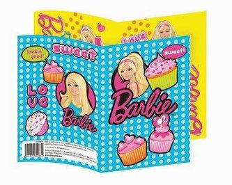 Barbie - Obal na sešit A5
