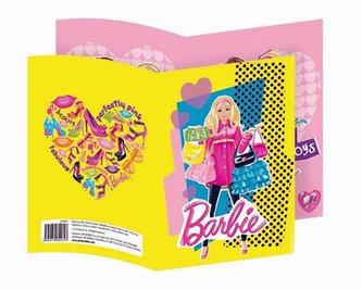 Barbie - Obal na sešit A4