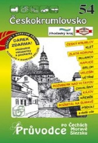 Českokrumlovsko (54) + volné vstupenky a poukázky