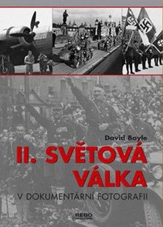 II. světová válka v dokumentární fotografii