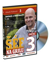 Šéf na grilu 3 - DVD