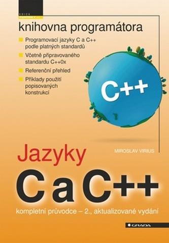 Jazyky C a C++ kompletní kapesní průvodce – 2. vydání