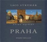 Praha - Kniha návštěv