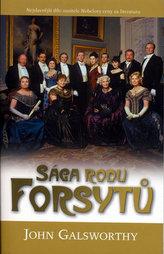 Sága rodu Forsytů - brožovaný