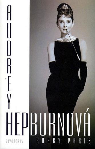 Audrey Hepburnová - brožovaný