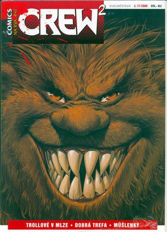 Crew2 - comicsový magazín 17/2006