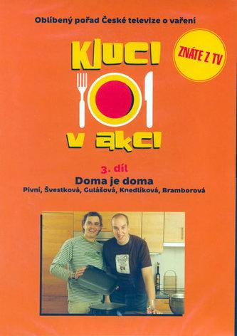 Kluci v akci - 3.díl (DVD) - Doma je doma