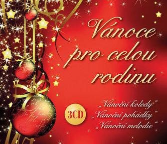 Vánoce pro celou rodinu - 3CD