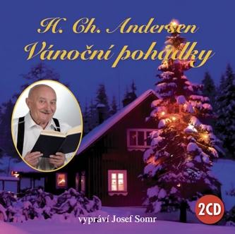 Vánoční pohádky H. CH. Andersena - 2CD - Andersen Hans Christian