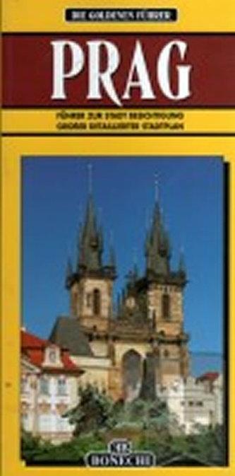 Praha U+H - španělsky - nová