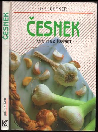 Česnek-Dr.Oetker
